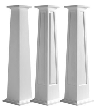 Craftsman column prices for Craftsman columns